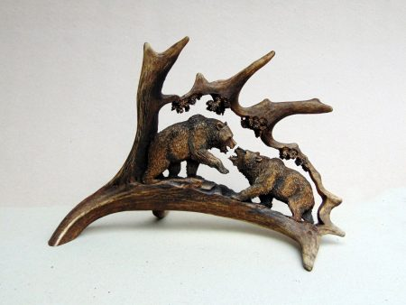 Sculptura in corn C26